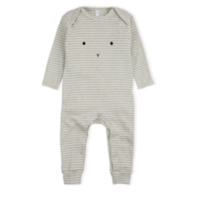 【organic zoo】bunny playsuits stripy
