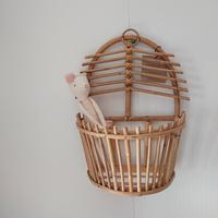 【coconeh】Wall basket Pannier