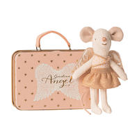 【Maileg】いもうとネズミ/スーツケース/ガーディアンエンジェル