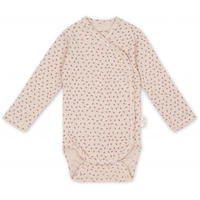 【Konges sloejd】NEW BORN BODY - TINY CLOVER ROSE