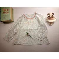 【happyology】Jasper blouse , berry field