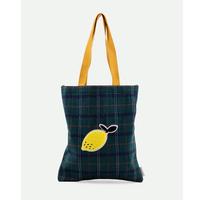 【sticky lemon】tote bag wanderer | forest green