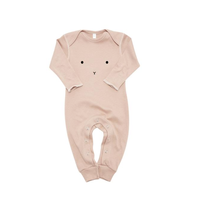 【organic zoo】 bunny playsuits cray