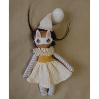 【Lilalune】Circus doll- beige stripe