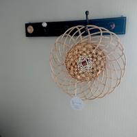 【coconeh】Wicker decoration flower