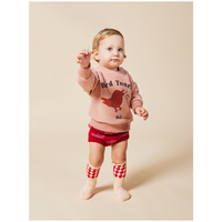 【BOBO CHOSES】Diamonds Long Socks