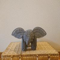 【coconeh】Pencil Holder Elephant gray
