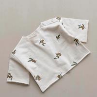 【organic zoo】Olive Garden Layer Oat Sweatshirt