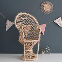 【coconeh】Teddy´s High Chair Walnut 30cm