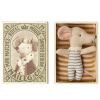 【Maileg】 赤ちゃんネズミ/男の子