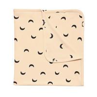 【organic zoo】Pebble Midnight  Reversible Blanket