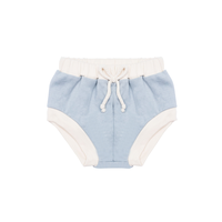 【Wild wawa】Jogger Shorts - Vintage Blue