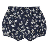 【little cotton clothes】Poppy bloomers - Brushed cotton Winter rose floral