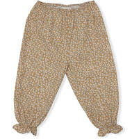 【Konges sloejd】HASLA PANTS - MELODIE, DARK HONEY