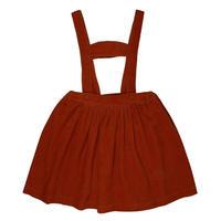 【little cotton clothes】Heidi skirt - rust needlecord