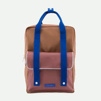 【sticky lemon】large backpack envelope deluxe | sugar brown