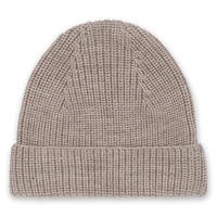 【Konges sloejd 】WITUM KNIT BEANIE - PALOMA BROWN