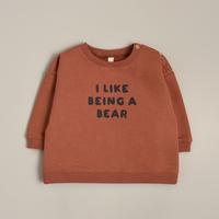 【organic zoo】I Like Being a Bear Sweatshirt