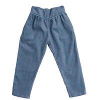 【 little cotton clothes 】 Aria trousers - blue corduroy