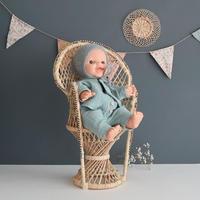 【coconeh】Teddy´s High Chair Walnut 45cm