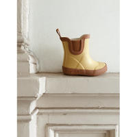 【Konges sloejd】WELLY RUBBER BOOTS - ACACIA