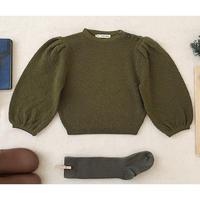 【SOOR PLOOM】Agnes Sweater, Moss