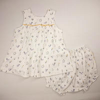 【happyology】Lily Dress & Bloomers Set, Woodland