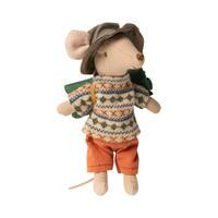 【 Maileg 】ハイキングマウス/ボーイ