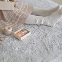 【Collegien】Velvet Bows - tights