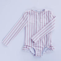 【willowswim】SOPHIA- stripe pink beige
