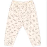【Konges sloejd】PANTS - TINY CLOVER BEIGE