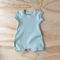 【bel & bow】Ribbed Everyday Playsuit - Mint