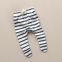 【organic zoo】Footed Breton Pants