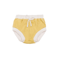 【Wild wawa】Jogger Shorts - Honey