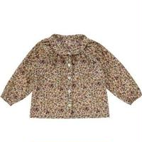 残り 1【little cotton clothes】Annie blouse autumnal floral