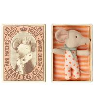 【Maileg】赤ちゃんネズミ/女の子