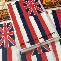 ハワイ州旗 シール