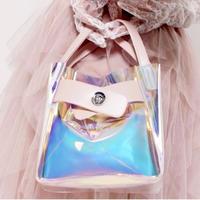 PVC/UNICORN Collection 3way Bag