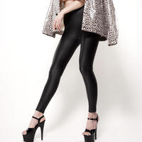 Special Glossy Skinny Pants