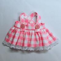 *ぐるみちゃん用スカート*ピンク