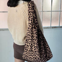 Leopard BIG tote-bag