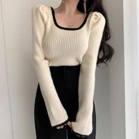 puff knit u cut