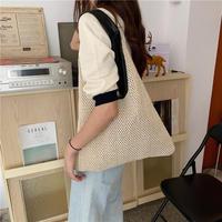 summer straw big bag