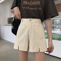 slid short pants