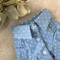 dot shirt .