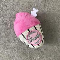 TOY  cupcake . [ pink ]