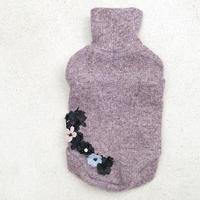 ORIGINAL flower turtle knit . [ punk  XS , S , M ]