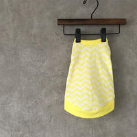 ORIGINAL herringbone tank top . [  yellow ]