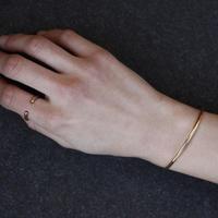 millieto reine secret diamond bangle / s GOLD