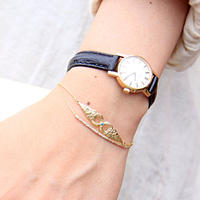 millieto Antique tea spoon bracelet